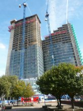 Pioneer Point London Construction 1